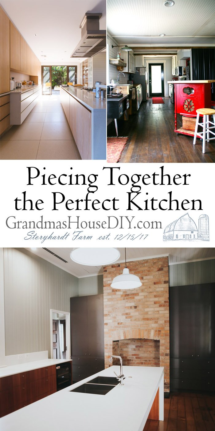 Key things you need to consider when chasing your dream kitchen, Piecing Together the Perfect Kitchen, choosing appliances, materials and colors, how to