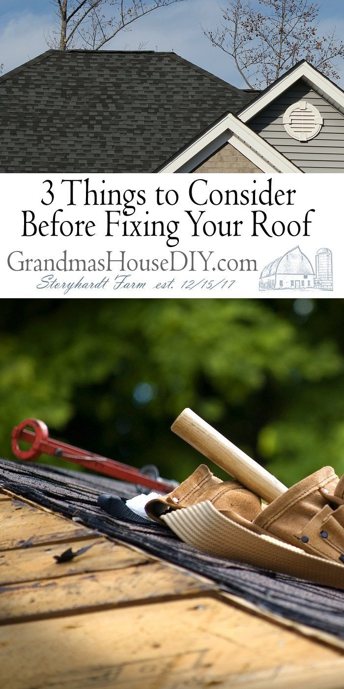 One of the most important parts of a home is fixing the roof. It not only protects the inside of the home from the elements, but it also can improve curb.