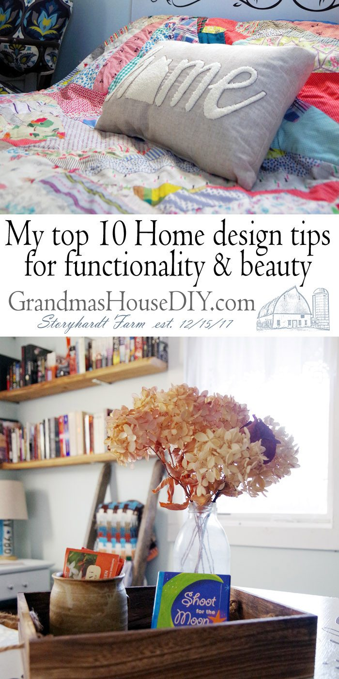 My top 10 Home design tips for functionality and beauty for years to come! Deciding on your floors, trim, paint colors and finishes can be very daunting!
