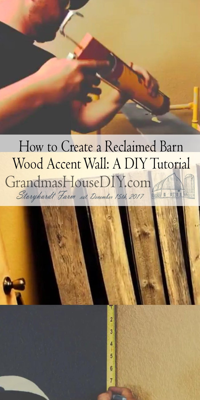 A wood accent wall is definitely becoming more and more popular nowadays. What's really great is to get the look is now easier than ever!