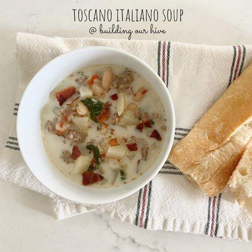 Toscano Italiano Soup