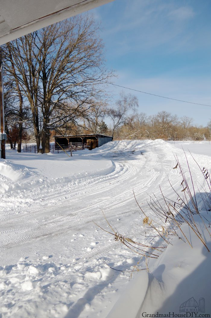 Winter photo gallery of my northern MN farm This year winter really slammed us. Officially, as of right now, we've had snow for FOUR months. 2019 new year