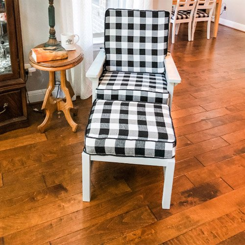 How To Reupholster a Chair – Give it a New Look